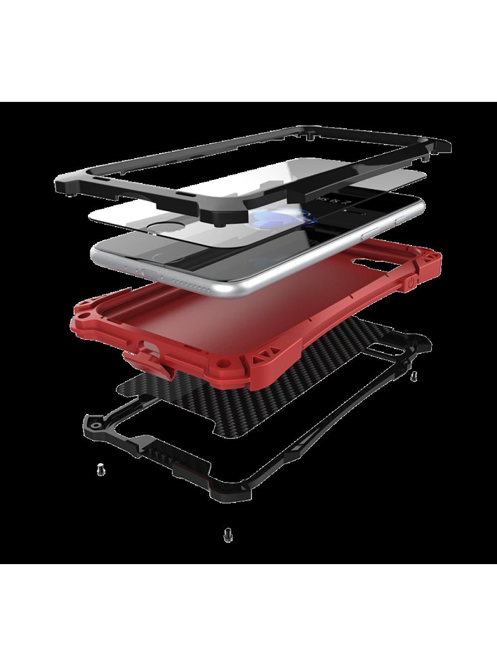 Чехол противоударный R-Just Amira милитари на iPhone 7 — Мощный Бампер