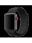 Ремешок для Apple Watch, 42mm, чёрный, Special case Nylon Sport