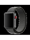 Ремешок для Apple Watch, 42mm, серый, Special case Nylon Sport