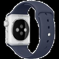 Спортивный, чёрный ремешок Special Case, для Apple Watch, 42mm