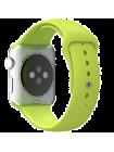 Спортивный, салатовый ремешок Special Case, для Apple Watch, 42mm