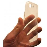 Чехол силиконовый Baseus, тонкий, бесцветный, на iPhone 7 — Тонкий