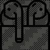 Чехол для беспроводных наушников (1)