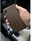 Брендовый, чехол с логотипом Louis Vuitton Mobcase 629, для iPhone