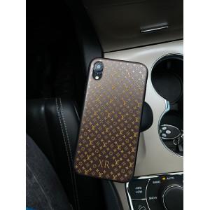 Брендовый, чехол с логотипом Louis Vuitton Mobcase 629, для iPhone 7/8|7/8Plus|XXS|XSMAX|XR