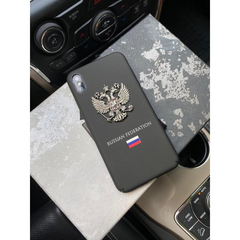 Чехол с гербом России Mobcase 1120
