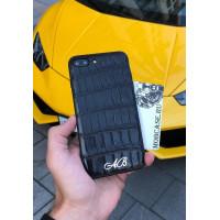 Дорогой, эксклюзивный, именной чехол Mobcase 598, под заказ для iPhone 7/8 7/8Plus XXS XSMAX XR