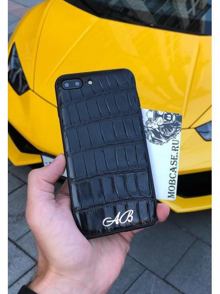 Дорогой, эксклюзивный, именной чехол Mobcase 598, под заказ для iPhone 7/8|7/8Plus|XXS|XSMAX|XR