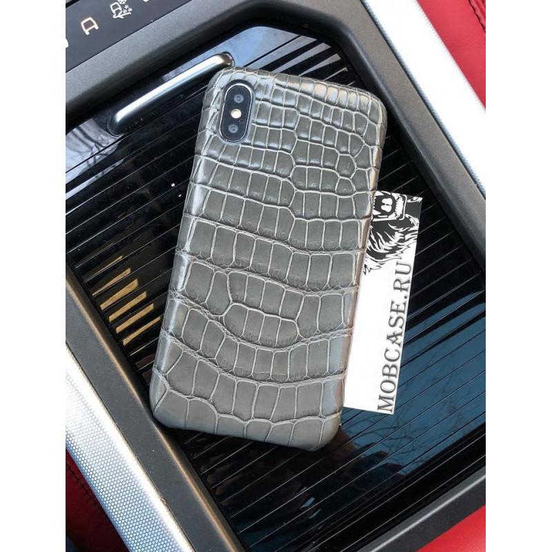 Эксклюзивный чехол из крокодиловой кожи, Mobcase 691 для iPhone