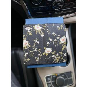 Эксклюзивный чехол книжка с цветами Mobcase 1243