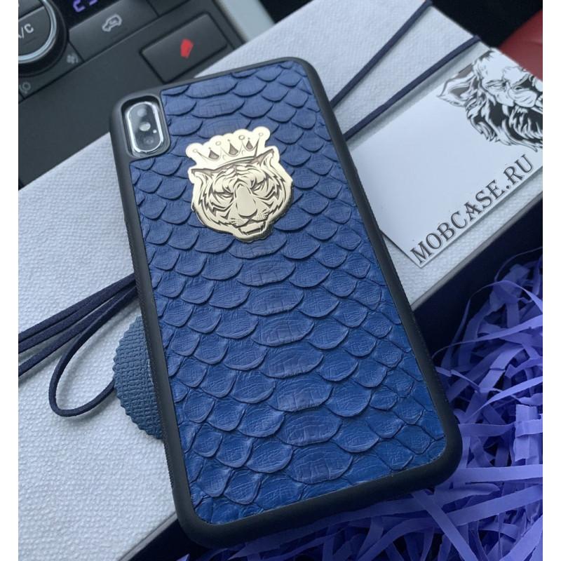 Эксклюзивный чехол с логотипом Тигра с Короной, Mobcase 678 для iPhone