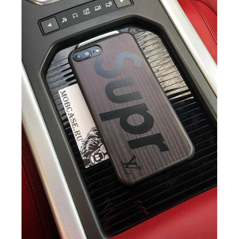 Эксклюзивный чехол Supreme Louis Vuitton, Mobcase 687 для iPhone
