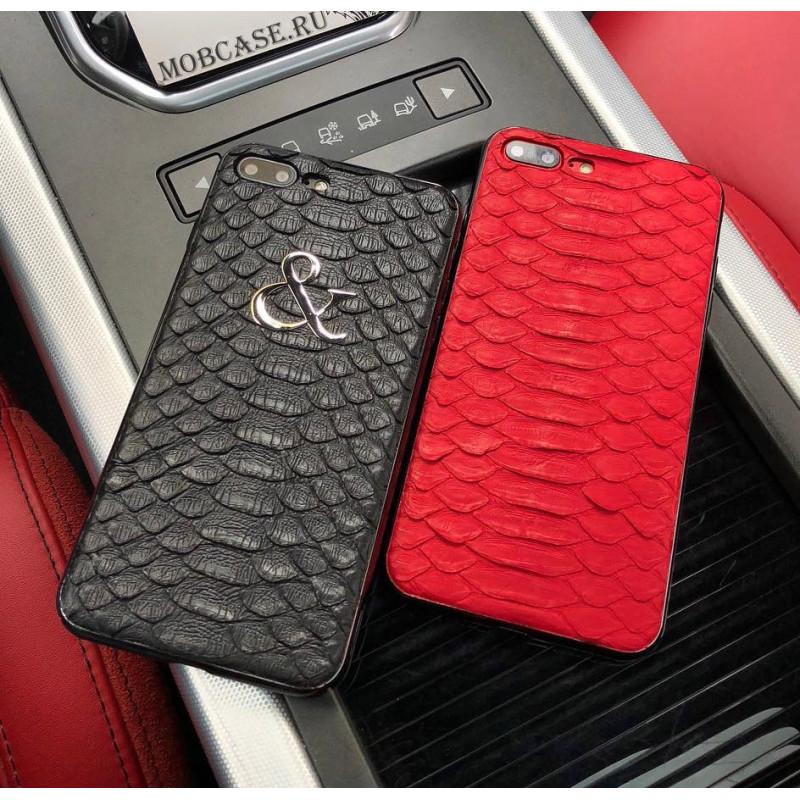 Эксклюзивный, кожаный, чехол с логотипом, Mobcase 683 для iPhone