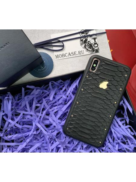 Эксклюзивный, кожаный чехол с золотым логотипом Apple, Mobcase 679 для iPhone 7, 8, 7 Plus, 8 Plus, X, XS, XSMAX, XR