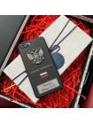 Именной чехол с принтом и металлическим гербом России, Mobcase 717 для iPhone