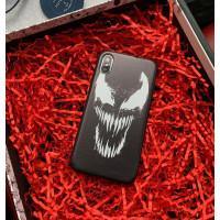 Именной чехол с принтом Venom, Mobcase 716 для iPhone 7, 8, 7 Plus, 8 Plus, X, XS, XSMAX, XR