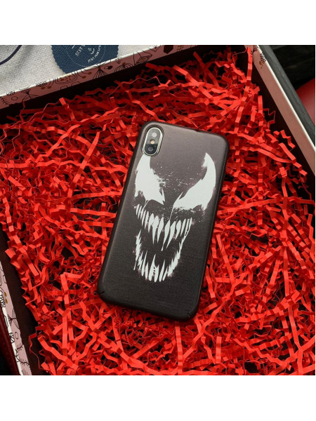 Именной чехол с принтом Venom, Mobcase 716 для iPhone