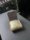 Кожаный чехол Mobcase 1139 для беспроводных наушников Apple AirPods