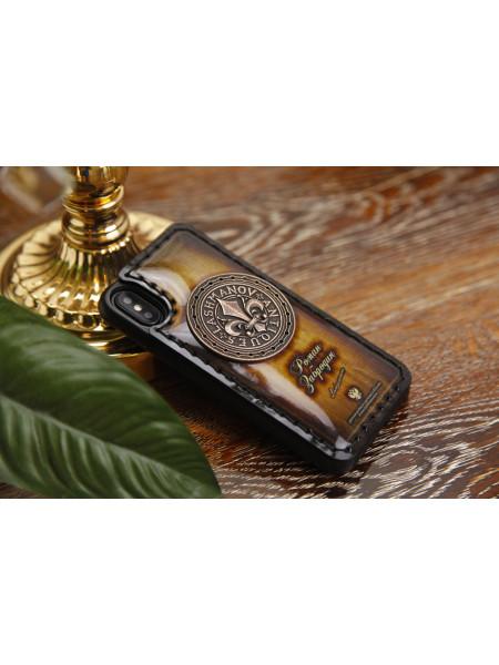Кожаный чехол Regal Bronze Лашманов