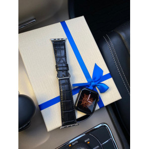 Кожаный ремешок для Apple Watch, Mobcase 408