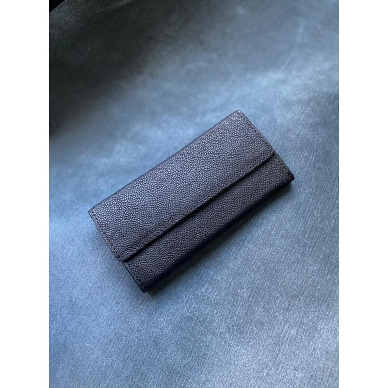 Эксклюзивный чехол кобура кожаный чёрный Mobcase 1410