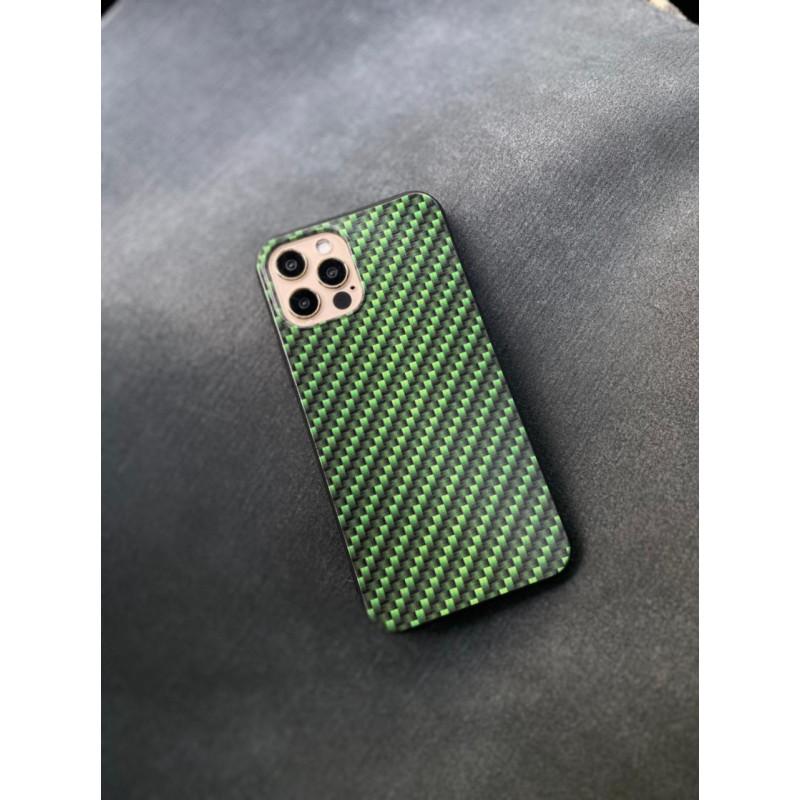 Противоударный зелёный чехол с принтом Mobcase 1469