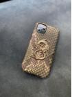 Кожаный чехол ручной работы с бронзовым Драконом Mobcase 1488 для iPhone 11 Pro