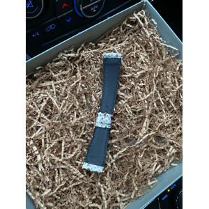 Ремешок для Apple Watch из белой кожи питона, Mobcase 204