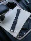 Ремешок из кожи крокодила Mobcase 1042 для Apple Watch