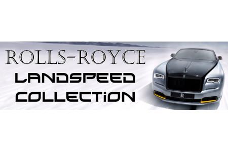 Rolls-Royce Landspeed Collection 2021