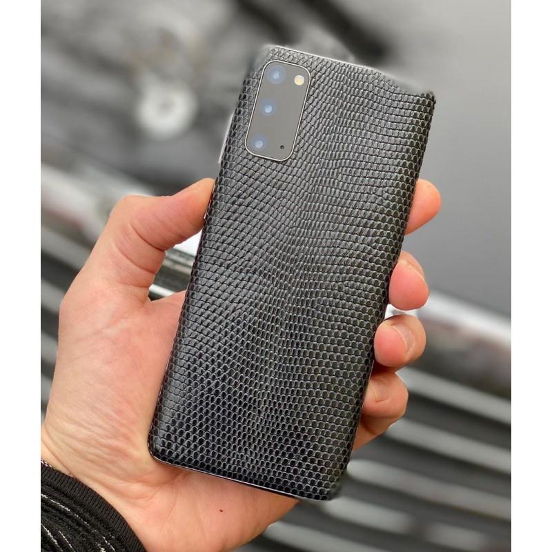 Samsung S20, Black lizard