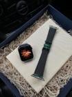 Зелёный, кожаный ремешок для Apple Watch, Mobcase 1065