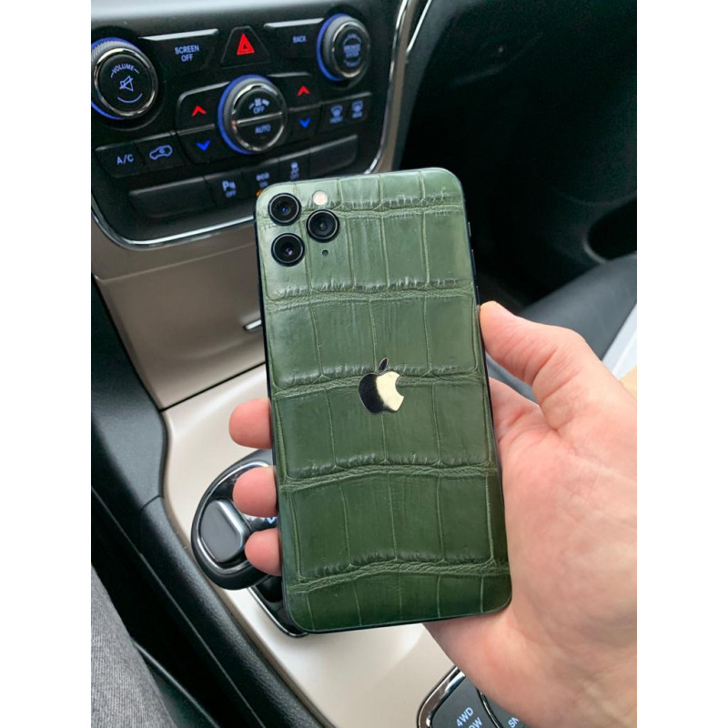 Элитный телефон iPhone 11 Pro Golden Apple