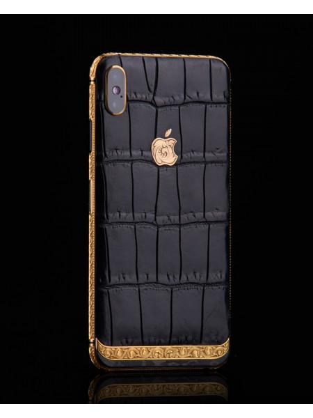 Эксклюзивный iPhone XS | XSMAX премиальной серии Golden Apple