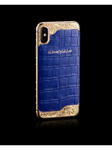 Эксклюзивный iPhone XS | XSMAX премиальной серии Heavenly Gold