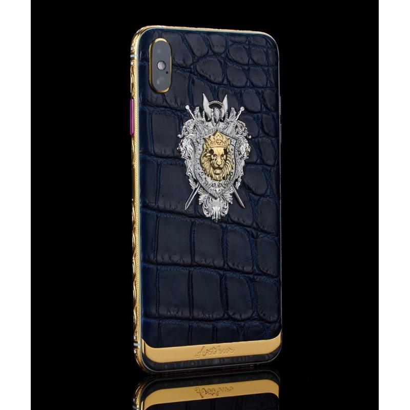 Эксклюзивный iPhone XS | XSMAX премиальной серии Lionheart