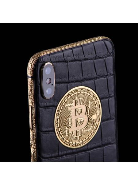 Эксклюзивный iPhone XS | XSMAX — Crypto King