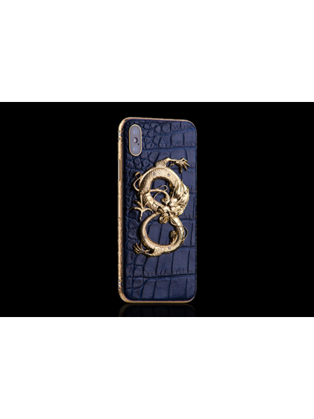 Эксклюзивный iPhone XS | XSMAX — Golden Dragon