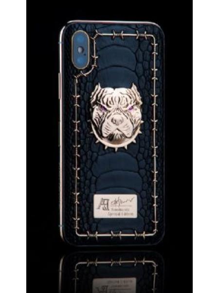 Элитный, дорогой iPhone XS MAX, Golden Rage