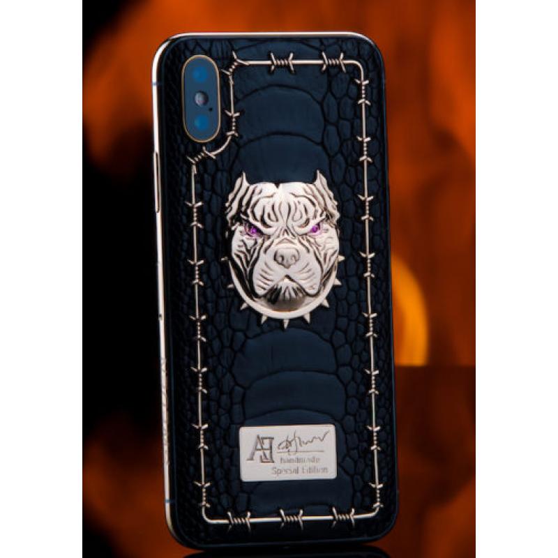 Элитный, дорогой iPhone XS, Golden Rage