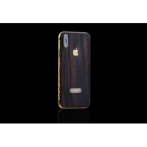 Элитный, дорогой iPhone XS MAX, Black wood