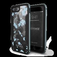 Чехол противоударный X-Doria Defense Shield, чёрный для iPhone 7 Plus
