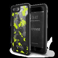 Чехол противоударный X-Doria Defense Shield, жёлтый для iPhone 7 Plus