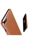 Чехол для беспроводной зарядки Nillkin N-Jarl Коричневый на iPhone 7