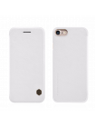 Чехол книжка Nillkin, Qin, белый, для iPhone 7