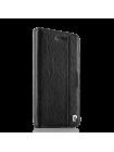 Чехол книжка Pierre Cardin, Чёрная, на iPhone 7 Plus — Премиум