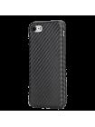 Чехол накладка чёрная Rock Origin карбоновая на iPhone 7 plus — Крутая