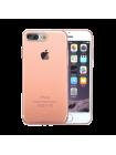 Чехол накладка силиконовая Baseus, Simple, Розовая, на iPhone 7 Plus — Тонкая