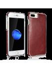 Чехол накладка Xoomz Electroplating Красная на iPhone 7 Plus — Vintage Genuine