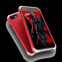 Чехол противоударный Ginmic Solies Красный на iPhone 7